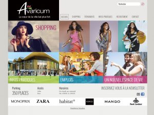 Centre commercial Avaricum – Bourges