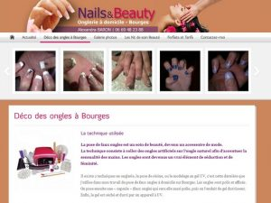 Nails and Beauty - Onglerie Bourges
