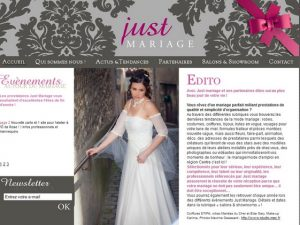 Just Mariage - Organisation mariage bourges