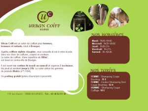 Urban Coiff - Coiffeur Bourges